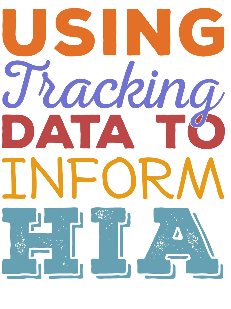 Using Tracking Data to Inform Health Impact Assessment logo