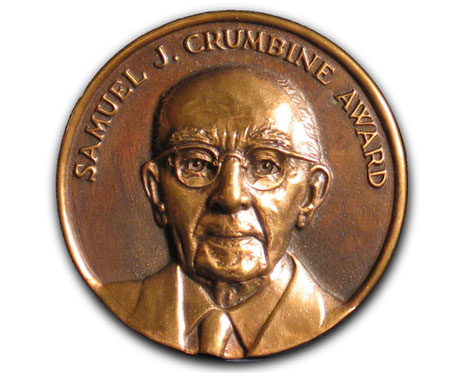 Crumbine Medal