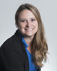 NEHA Region 3 Vice-President Rachelle Blackham