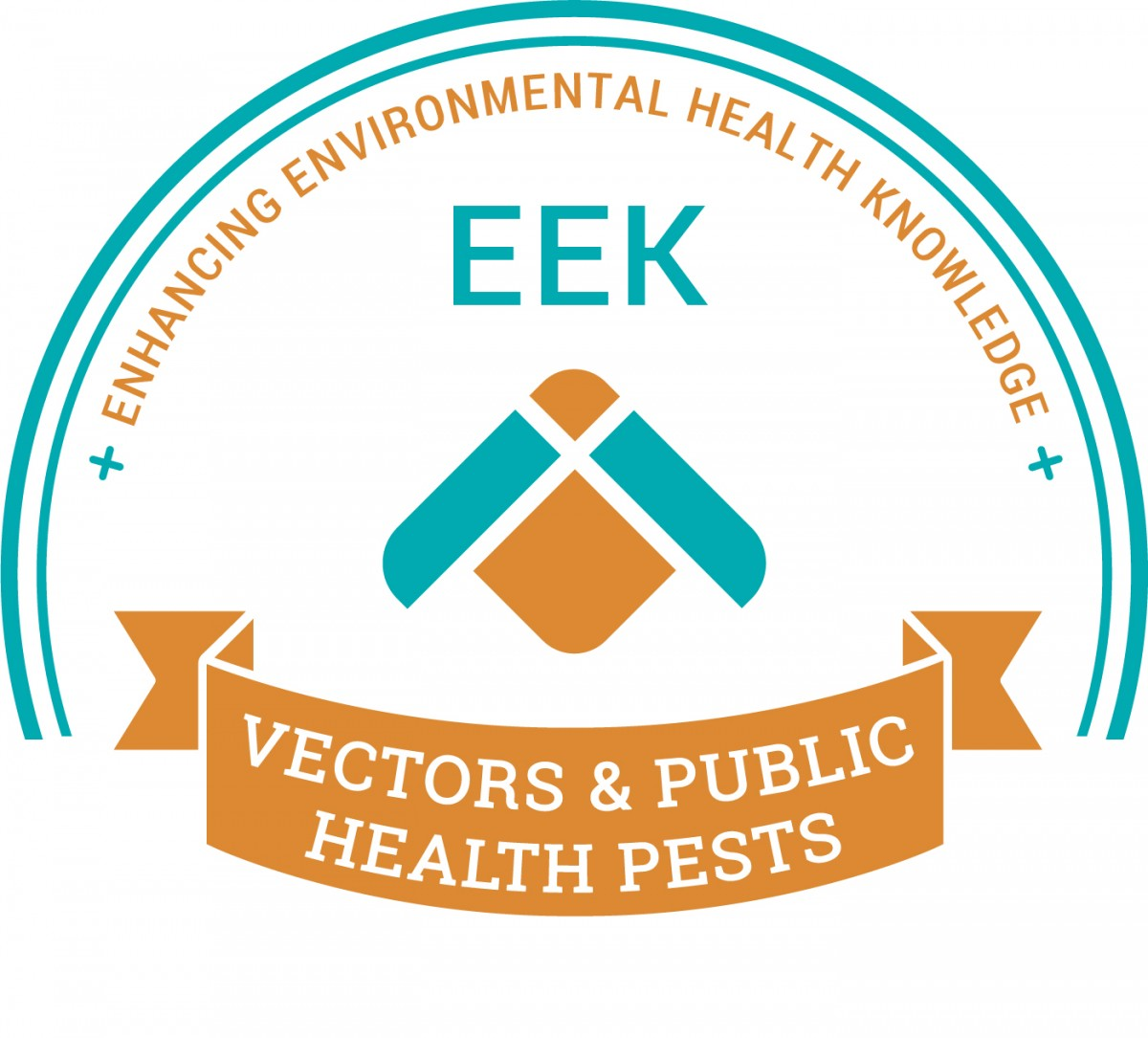 EEK: Vectors & Public Health Pests Virtual Conference 2018 Logo