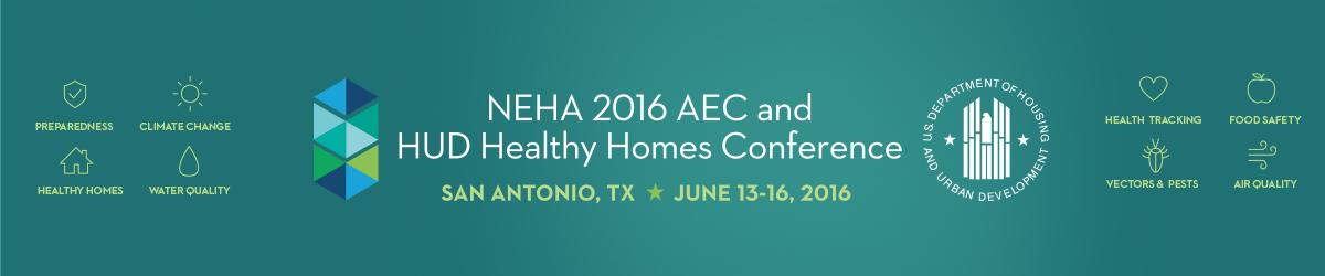 AEC & Healthy Homes Conference in San Antonio