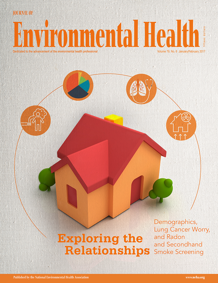 January/February 2017 issue of the Journal of Environmental Health (JEH)