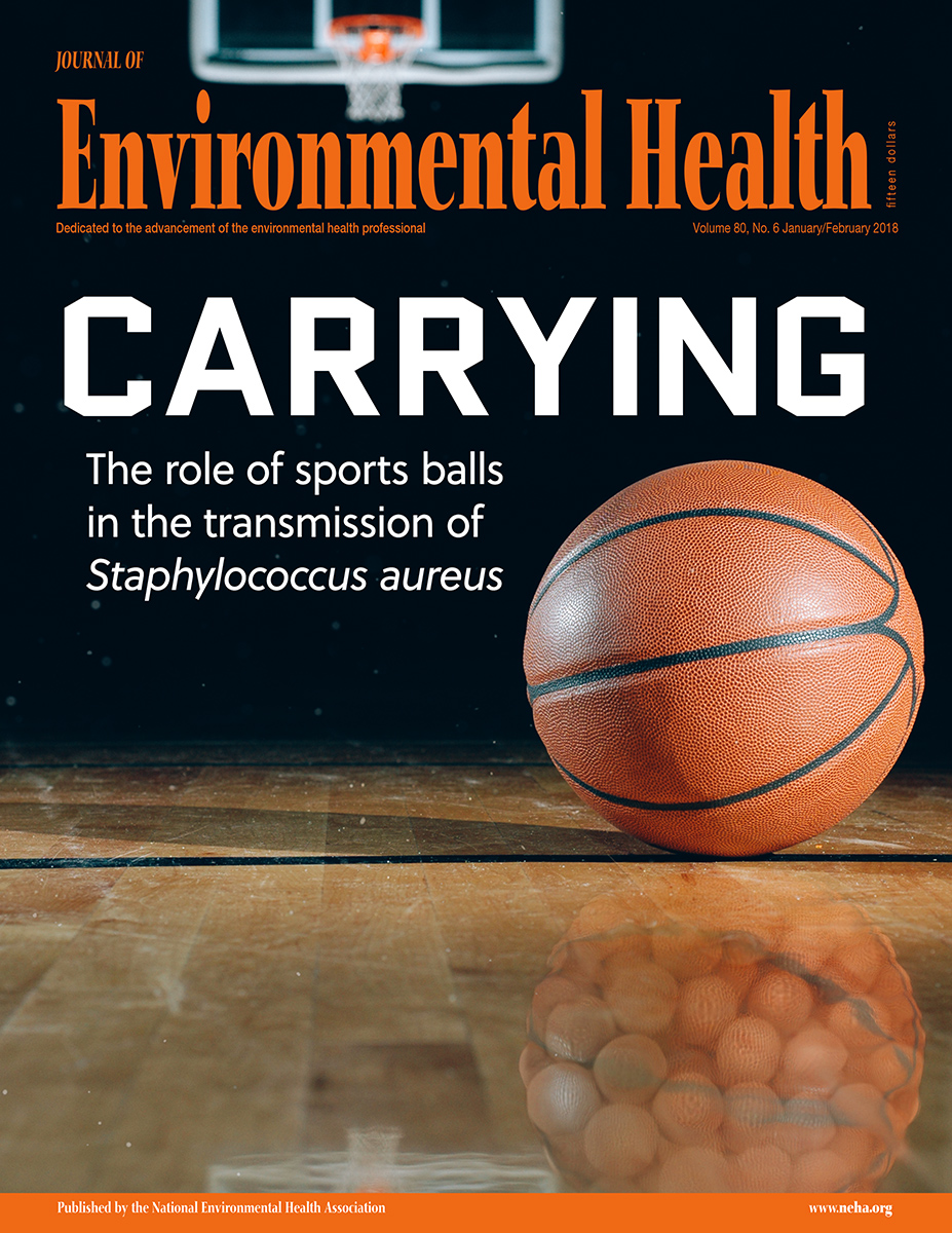 January/February 2018 issue of the Journal of Environmental Health