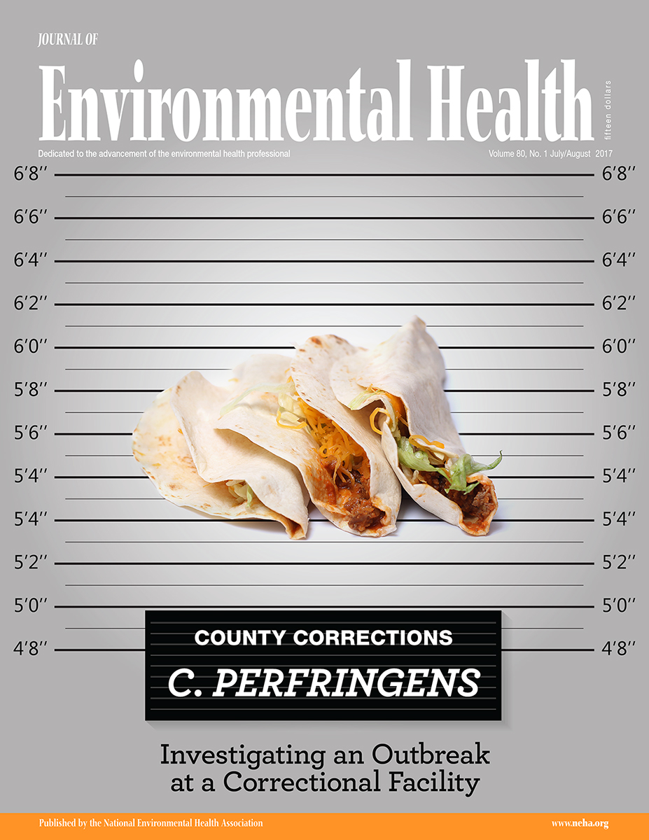 July/August 2017 Issue of the Journal of Environmental Health (JEH)