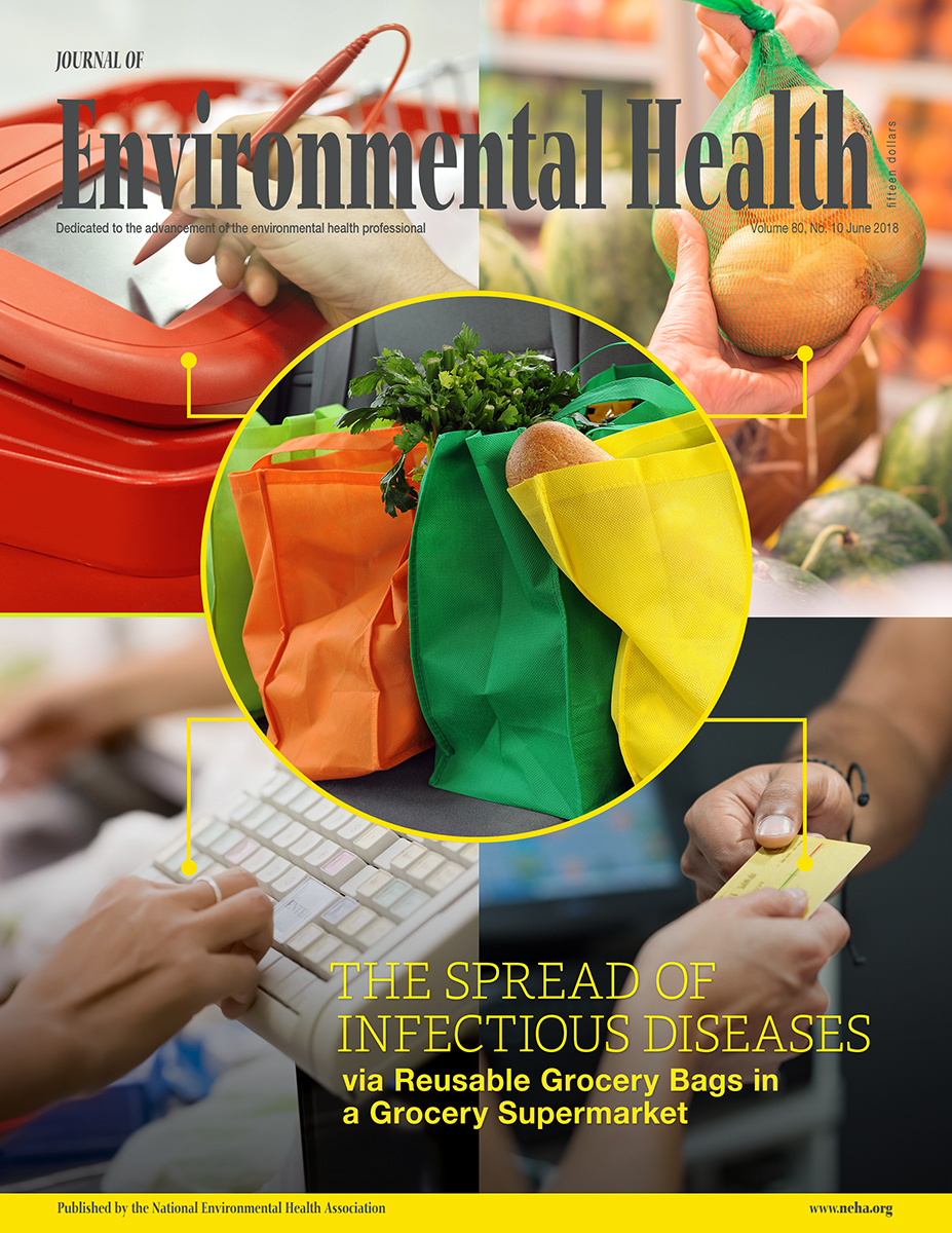 June 2018 Issue of the Journal of Environmental Health (JEH)