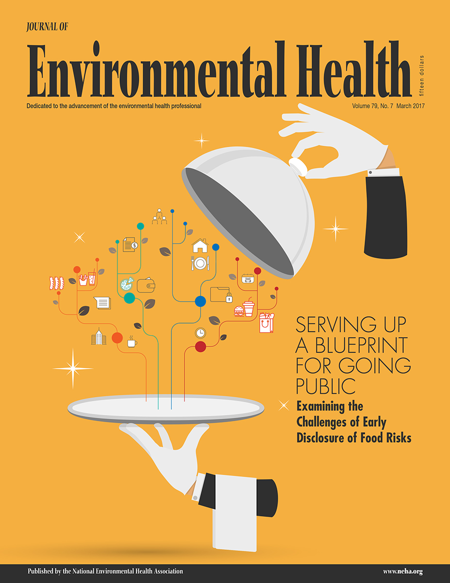 March 2017 issue of the Journal of Environmental Health (JEH)