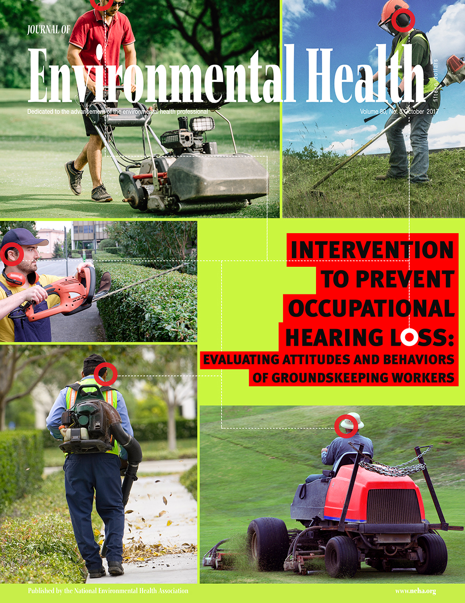 October 2017 Journal of Environmental Health issues
