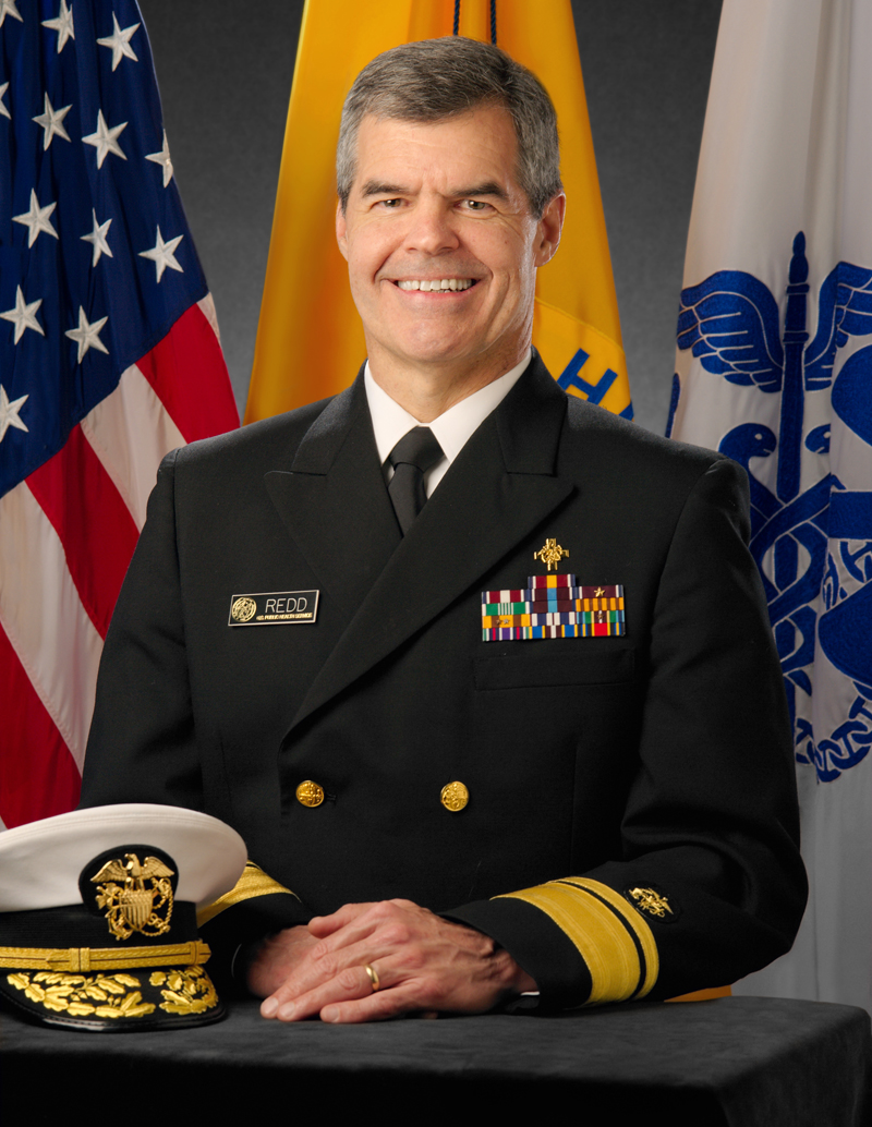 RADM Stephen Redd, 2018 AEC Grand Session Kickoff Speaker