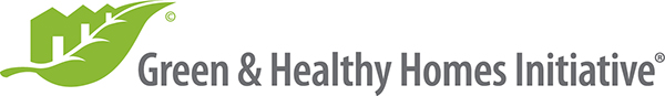 Green & Healthy Homes Initiative logo