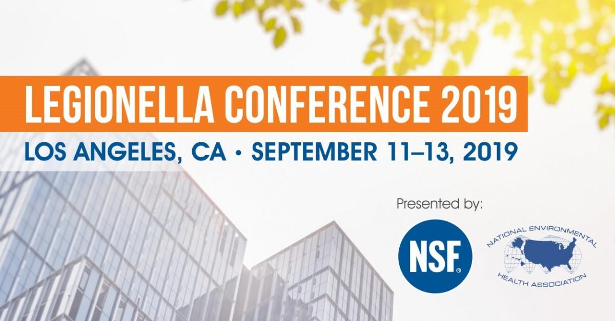 Legionella Conference 2019