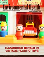 Hazardous Metals in Vintage Plastic Toys - Journal of Environmental Health