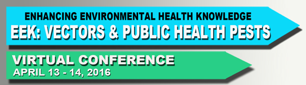 Vectors and Public Health Pests Virtual Conference