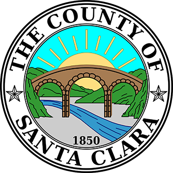 County of Santa Clara logo