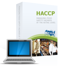 Self Paced Online Course: HACCP Managing Food Safety at the Retail Level