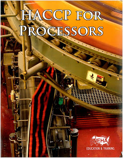 Book: HACCP for Processors: A Step-By-Step Guide