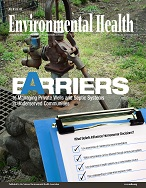December 2018 issue of Journal of Environmental Health