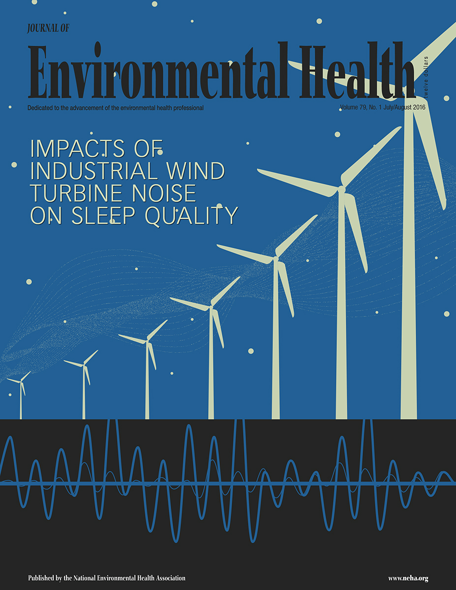July/August 2016 issue of the Journal of Environmental Health
