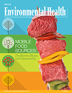 Journal of Environmental Health:  JEH March 2015 Issue