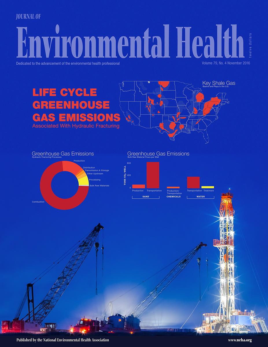 November 2016 Journal of Environmental Health Issue