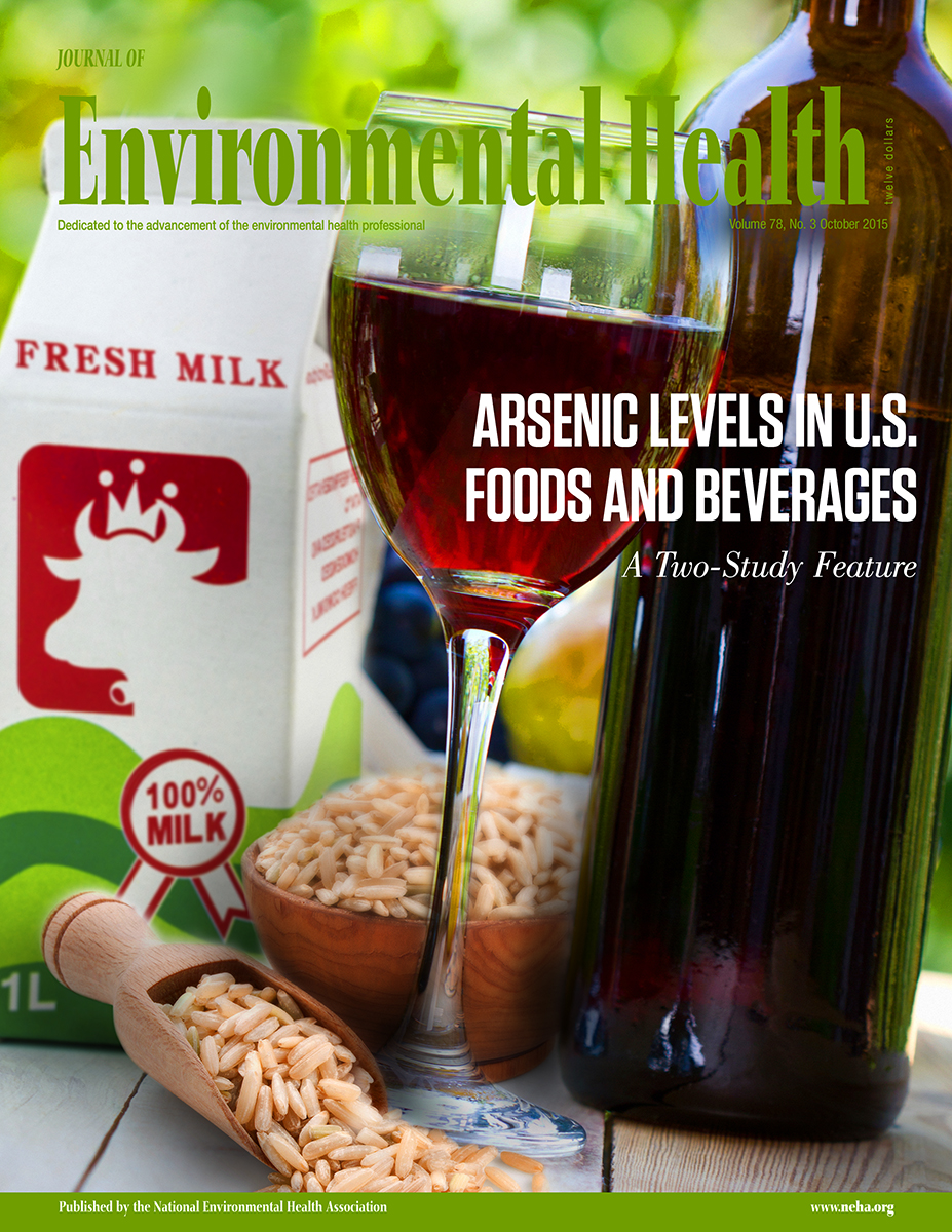 October 2015 issue of the Journal of Environmental Health (JEH)