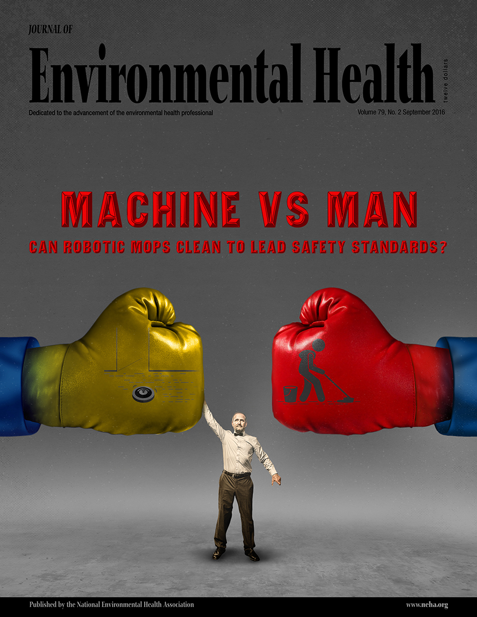 September 2016 issue of the Journal of Environmental Health