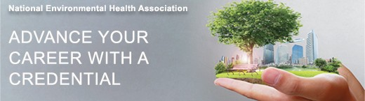 Advance Your Career with a NEHA Credential